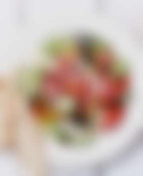 Israeli Sampler Plate